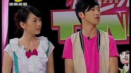 FUN4娱乐 2010 FUN4播报 花边新闻 西宁唱区 记者探花 预选赛首朵花 藏花