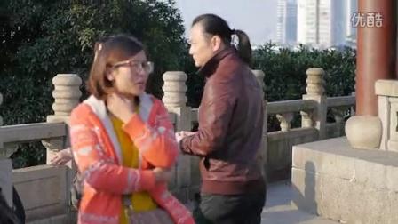【拍客】魔术师李宁11.25穿越长江 前期武汉街头表演