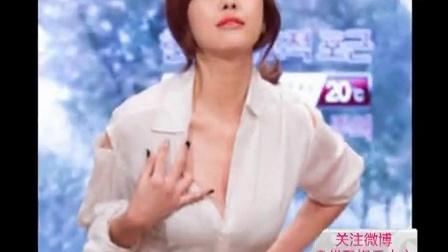 韩国女主播进军演艺圈 曾屡次大秀好身材 121114