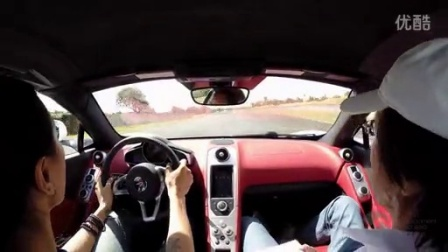迈凯伦顶级跑车试驾 解除稳定系统 刺激 20