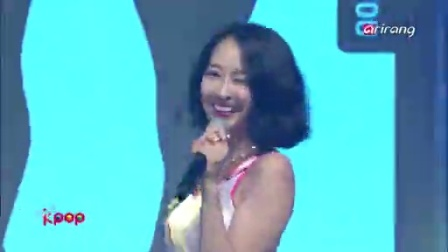 [杨晃]这场好性感 彩色热裤 韩国辣妹组合SISTAR 最新舞台 SHAKE IT