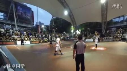 G-Shock 中国都得死街球全明星 VS 上海X-Battle表演赛集锦—铁卓出品