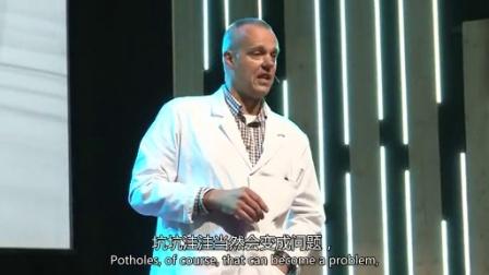 """Erik Schlangen:一种""""自我修复""""的沥青"""