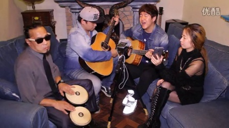 吉他弹唱 路口(丁泽强、郝浩涵、雨露组合)