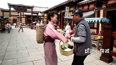 """《琅琊榜》花絮 夏江的""""真面目"""""""