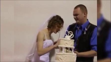 新郎新娘萌萌哒 婚礼上的花式作死大集合 206