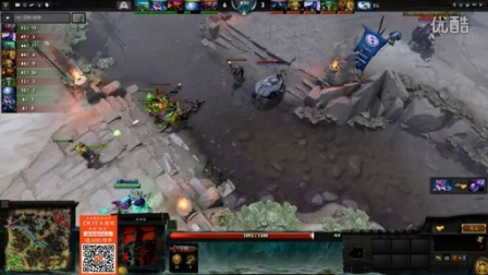 【EG VS Alliance#BO1】StarLadder&i联赛 DOTA2西瓦幽鬼0114