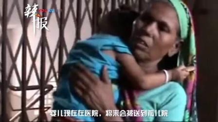 心碎!母亲倒地身亡 婴儿在旁哭泣喝奶