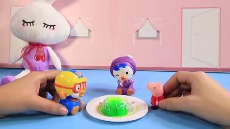 小猪佩奇做饭儿童睡前益智故事---小卡讲故事