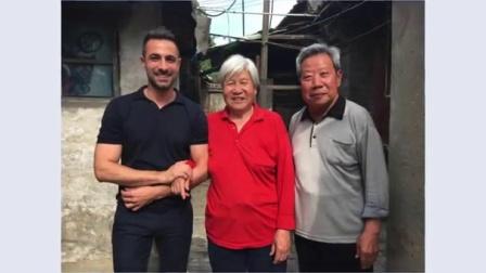 """当意大利型男设计师遇到胡同里的70岁""""老北京"""""""