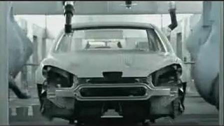 【汽车视频】标致407生产线 机密