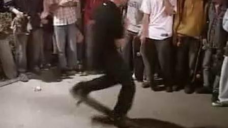Rodney Mullen与中国自由式滑板无冕之王沈萌