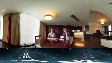 VR大咖秀专访栏目-林允VR采访