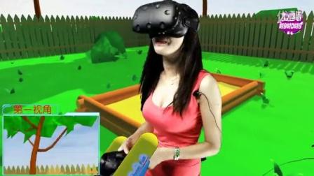 《WASPS》女神Lydia 带你领略穷极无聊的VR游戏 33