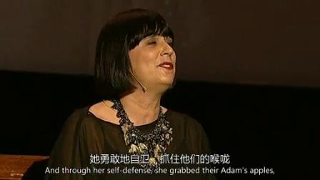 Eve Ensler:拥抱你的内心少女