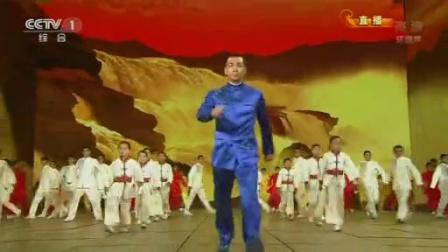 赵文卓超难通臂拳表演 20