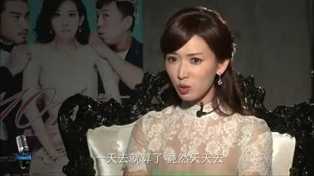 与完美女神面对面《101次求婚》女主林志玲专访