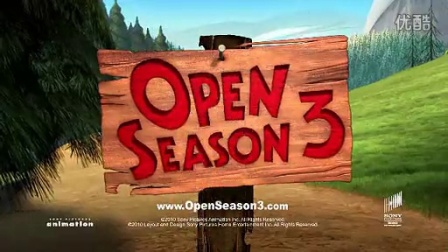 3D动画续篇《丛林大反攻3 》预告片