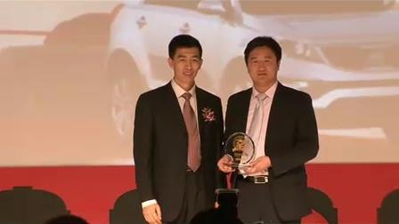 2011易车网年度汽车盛典 年度十佳车型 起亚智跑