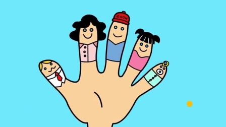 波宝儿歌1 11 The Finger Family The Finger Family