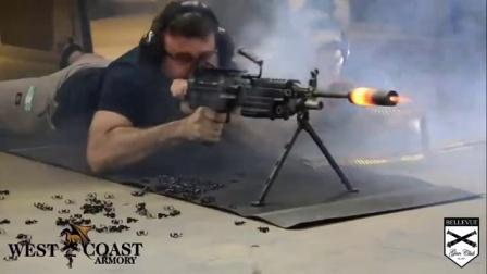 麦子传媒 美国拉斯维加斯枪击案凶器曝光