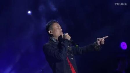 马云演唱《我终于失去了你》 云栖·虾米音乐节 171011