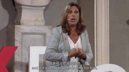 南希·弗莱特:开启冰桶挑战的母亲