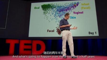罗博·奈特:我们体内的微生物是如何塑造了我们