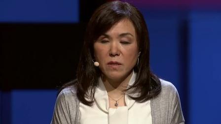 浅川智惠子:新技术如何帮助盲人探索世界