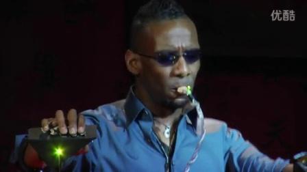 奥尼克斯·阿善堤Onyx Ashanti:这是节拍爵士