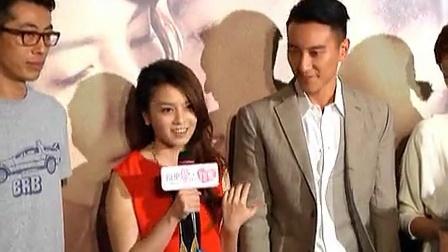 王阳明 杨谨华宣传新戏《原来爱就是甜蜜》 喻虹渊巧答与仔仔绯闻 120705