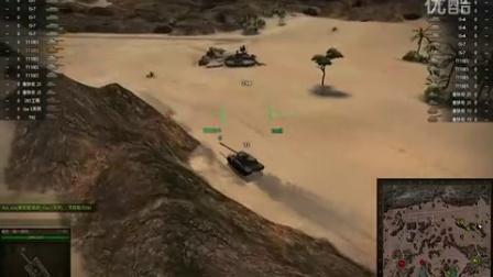【WOT】坦克世界 傲视龙魂阁 领土争霸赛