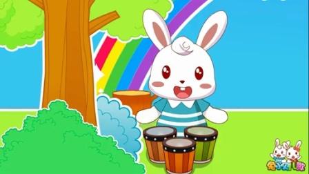 兔小贝系列儿歌  经典儿歌联唱 (含)歌词