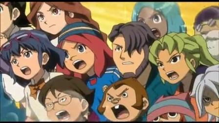 闪电十一人GO 第二季 第30话 园堂守传说!