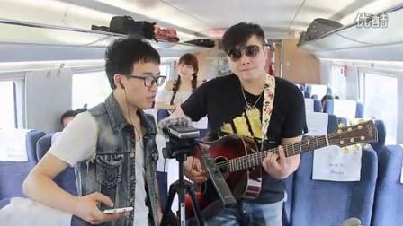 吉他弹唱 奔跑(廖国钺和郝浩涵)