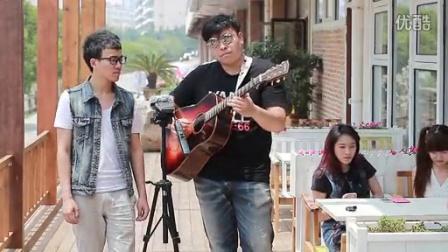 吉他弹唱 那些年(廖国钺和郝浩涵)