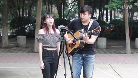 吉他弹唱 出口(郝浩涵和孙小猴)