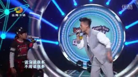 中国新声代 第三季 《嘿 哥们》谢昊轩 欧豪 150829 中国新声代