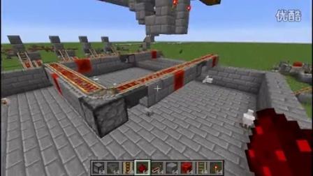 【鸽子】我的世界Minecraft红石小课堂【联合装置全自动鸡场】