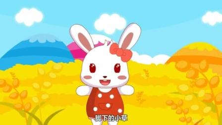 兔小贝儿歌 稻草人的微笑 (含歌词)