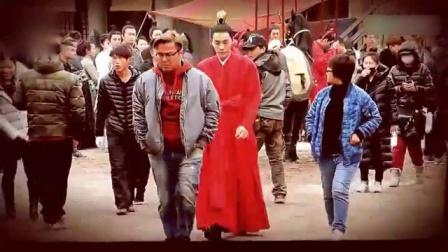 《醉玲珑》陈伟霆凌王,红衣骏马,玉树临风