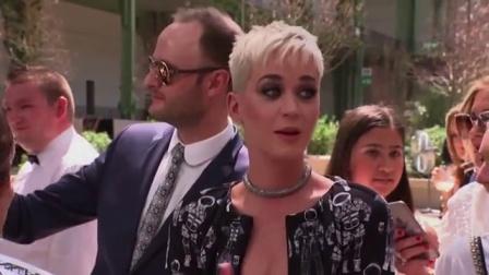 全娱乐早扒点 2017 8月 水果姐将主持MTV音乐录影带大奖颁奖礼 自称终于圆了少女梦想 170801
