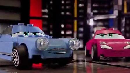 赛车们变身乐高画风!风格独特质感十足