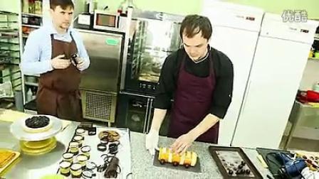 haollee老师分享-美食视频 2016 俄国西点师西点演示视频 43