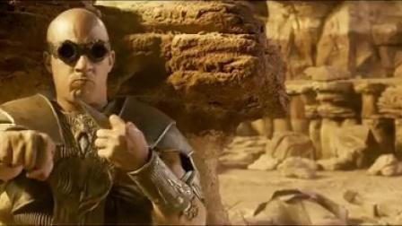 《星际传奇3》全长新预告 肌肉男大战重口怪兽