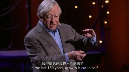 罗伯特.戈登:创新的死亡,增长的结束