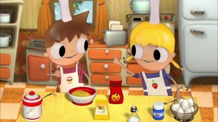 特尔莫和图拉 小厨师 06 巧克力豆饼干
