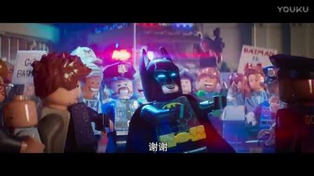 """《乐高蝙蝠侠大电影》""""正义联盟""""预告"""