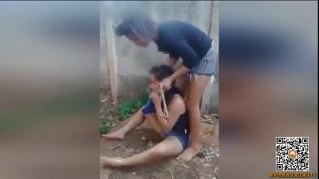 残忍!巴西四名女生暴打情敌长达4小时