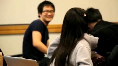 《留美三人行》幕后团队微型纪录片